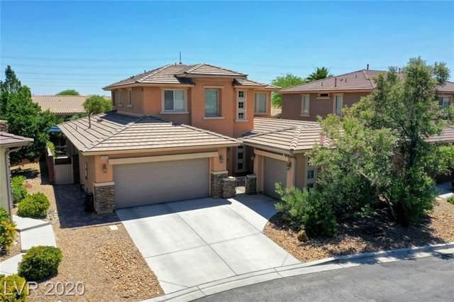 5460 Sawleaf, Las Vegas, NV 89135 (MLS #2202707) :: Hebert Group | Realty One Group