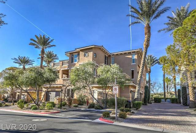 65 Luce Del Sole #2, Henderson, NV 89011 (MLS #2202727) :: Kypreos Team