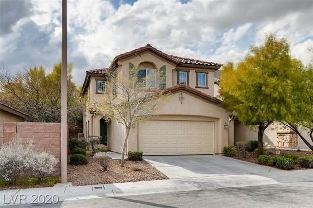 937 Lord Crewe, Las Vegas, NV 89138 (MLS #2202729) :: Hebert Group | Realty One Group