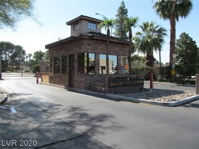 730 Oakmont Avenue #905, Las Vegas, NV 89109 (MLS #2202757) :: Hebert Group | Realty One Group