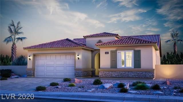 7023 Calvert Cliffs Street, North Las Vegas, NV 89084 (MLS #2202772) :: Hebert Group | Realty One Group