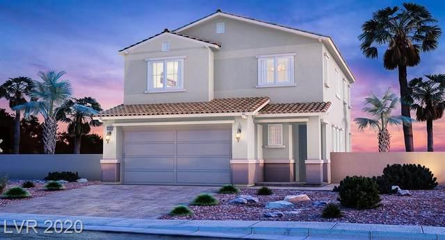 1706 Karst Pong Avenue, North Las Vegas, NV 89084 (MLS #2202776) :: Hebert Group | Realty One Group