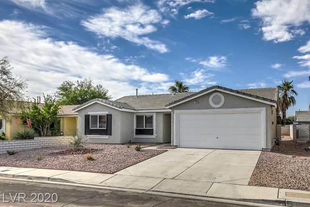 2109 Rustler Ridge, North Las Vegas, NV 89031 (MLS #2202803) :: Hebert Group | Realty One Group