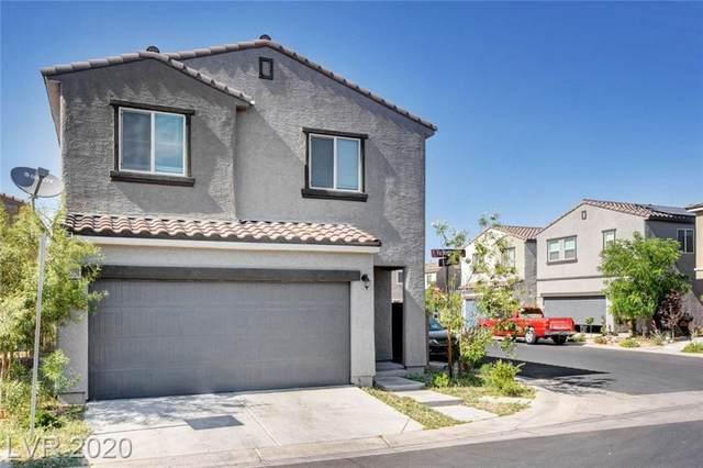 3662 Via Margarita, Las Vegas, NV 89115 (MLS #2202806) :: Hebert Group | Realty One Group