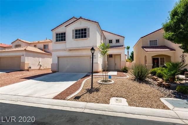 6732 Maple Mesa, North Las Vegas, NV 89084 (MLS #2202808) :: Hebert Group | Realty One Group