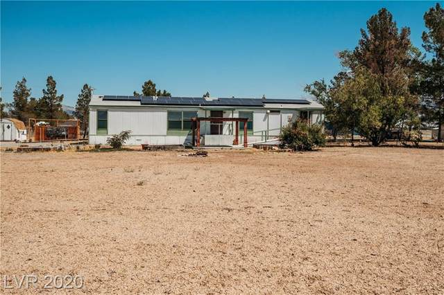 3050 Maple, Pahrump, NV 89048 (MLS #2202815) :: The Mark Wiley Group | Keller Williams Realty SW