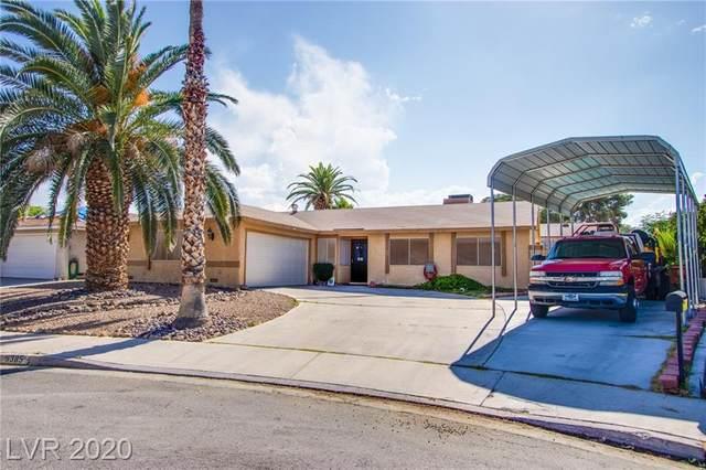 5385 Bramble, Las Vegas, NV 89120 (MLS #2202818) :: Hebert Group | Realty One Group