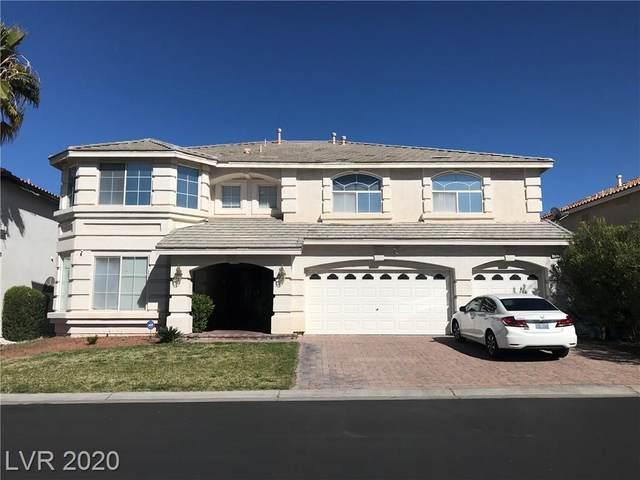 7620 Jacaranda Bay, Las Vegas, NV 89139 (MLS #2202821) :: Hebert Group | Realty One Group