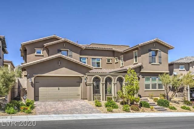 12232 Valentia Hills, Las Vegas, NV 89138 (MLS #2202836) :: Hebert Group | Realty One Group