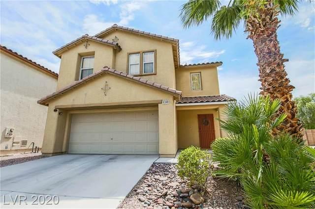 6348 Glenolden, North Las Vegas, NV 89081 (MLS #2202849) :: Hebert Group | Realty One Group