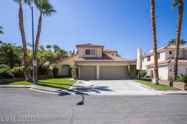 4845 Zorano Circle, Las Vegas, NV 89147 (MLS #2202850) :: Hebert Group | Realty One Group