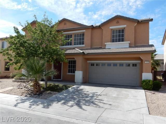 1113 Tropic Wind, North Las Vegas, NV 89081 (MLS #2202869) :: Hebert Group | Realty One Group
