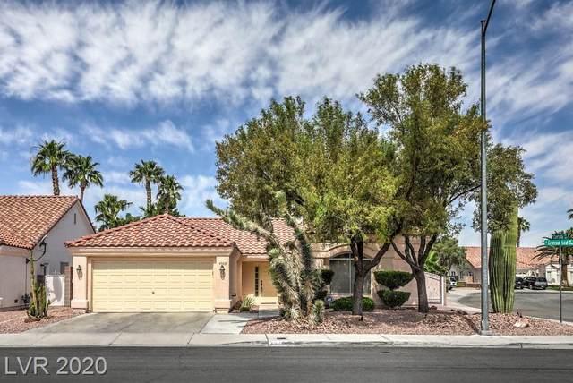 4509 Crimson Leaf, Las Vegas, NV 89130 (MLS #2202875) :: Hebert Group | Realty One Group