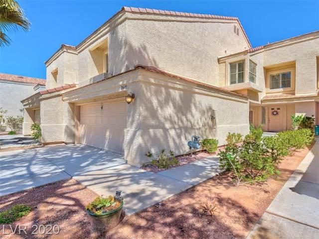 2640 Seashore, Las Vegas, NV 89128 (MLS #2202907) :: Hebert Group | Realty One Group