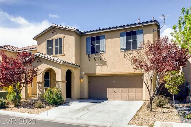 9969 Silver Cliff, Las Vegas, NV 89178 (MLS #2202957) :: The Lindstrom Group