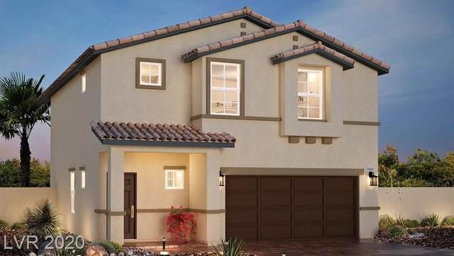 4498 Zara Point Avenue Lot 218, Las Vegas, NV 89084 (MLS #2203031) :: Performance Realty