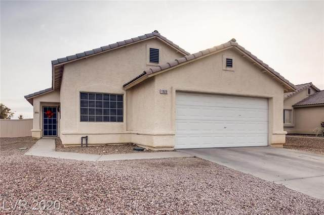 1909 Tallow Tree Avenue, North Las Vegas, NV 89032 (MLS #2203102) :: Signature Real Estate Group