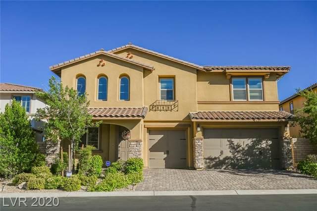 12273 Lost Treasure, Las Vegas, NV 89138 (MLS #2203215) :: Billy OKeefe | Berkshire Hathaway HomeServices