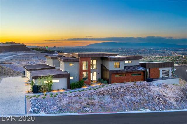629 Dragon Peak Drive, Henderson, NV 89012 (MLS #2203519) :: Billy OKeefe | Berkshire Hathaway HomeServices