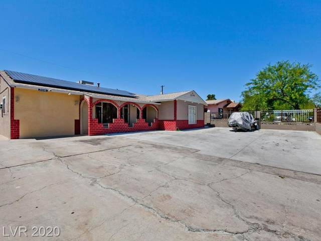 2016 Canosa, Las Vegas, NV 89104 (MLS #2203668) :: Hebert Group   Realty One Group