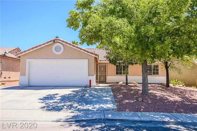 2148 Patriotic, North Las Vegas, NV 89032 (MLS #2203687) :: Signature Real Estate Group