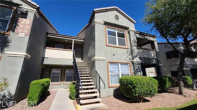 555 Silverado Ranch #2142, Las Vegas, NV 89183 (MLS #2203730) :: The Shear Team
