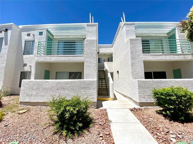 7100 Pirates Cove #2121, Las Vegas, NV 89145 (MLS #2203777) :: Hebert Group | Realty One Group