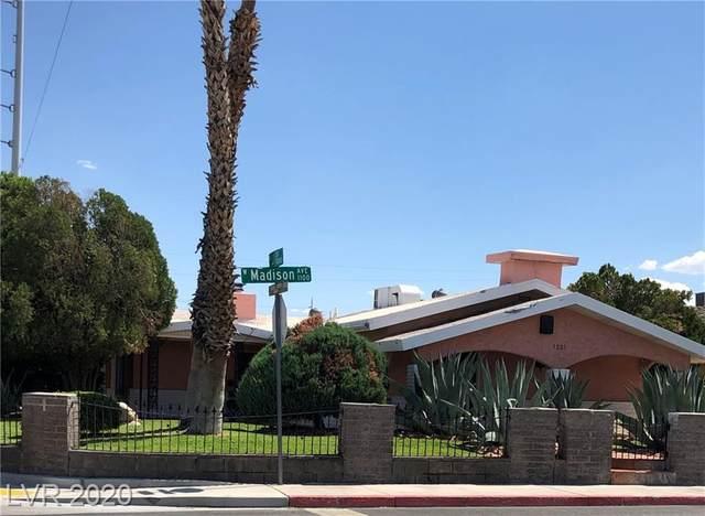 1201 Madison, Las Vegas, NV 89106 (MLS #2203788) :: Signature Real Estate Group