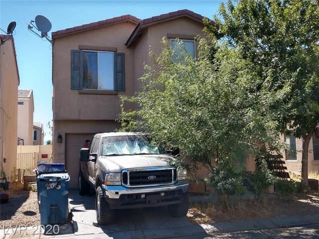 2123 Lost Maple Street, Las Vegas, NV 89115 (MLS #2203989) :: Hebert Group | Realty One Group