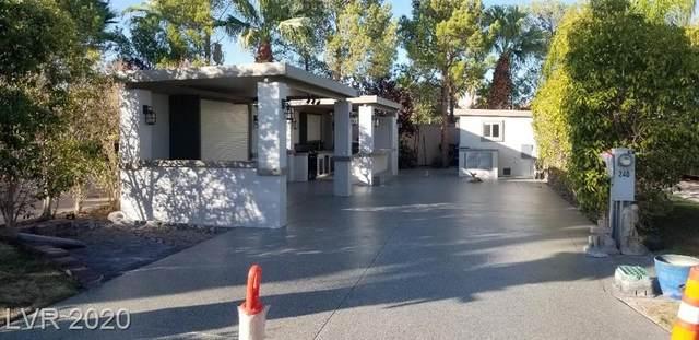 8175 Arville #240, Las Vegas, NV 89139 (MLS #2204116) :: The Mark Wiley Group | Keller Williams Realty SW