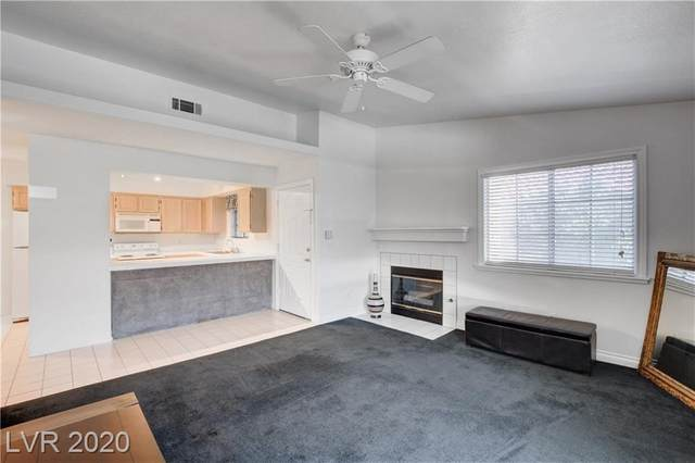 2725 Nellis Boulevard #2047, Las Vegas, NV 89121 (MLS #2204181) :: The Shear Team