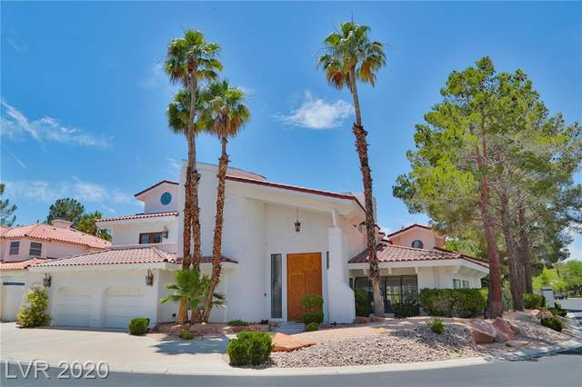 43 Gulf Stream Court, Las Vegas, NV 89113 (MLS #2204235) :: The Lindstrom Group
