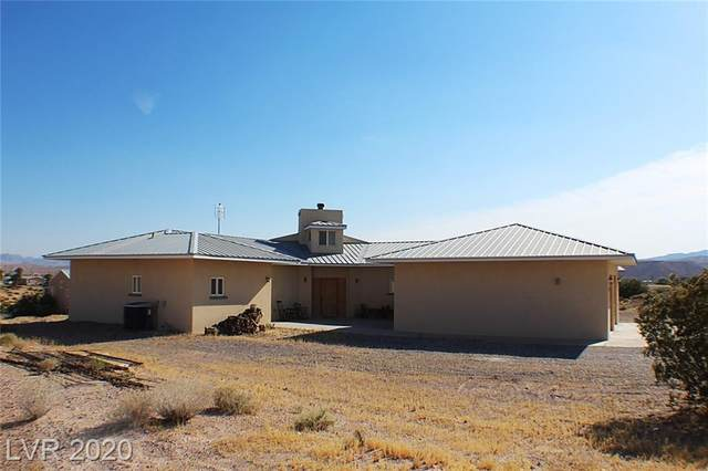 545 Diane Avenue, Overton, NV 89040 (MLS #2204335) :: Signature Real Estate Group