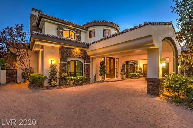 8725 Newport Isle Court, Las Vegas, NV 89117 (MLS #2204345) :: Billy OKeefe | Berkshire Hathaway HomeServices