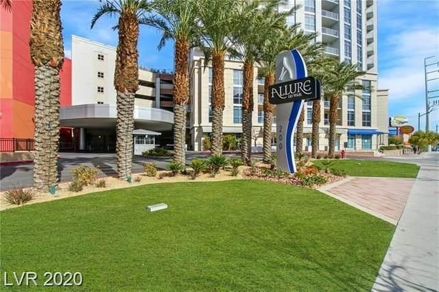 200 Sahara Avenue #906, Las Vegas, NV 89102 (MLS #2204390) :: Hebert Group | Realty One Group
