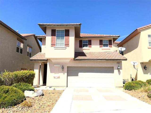 752 Feather Ridge, Henderson, NV 89052 (MLS #2204457) :: The Lindstrom Group