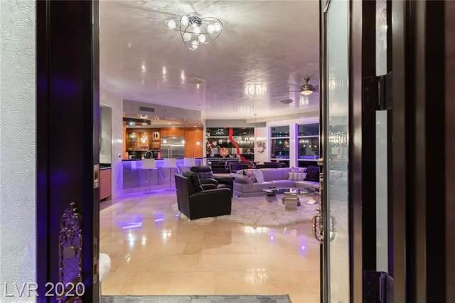 9103 Alta Drive #1102, Las Vegas, NV 89145 (MLS #2204584) :: Vestuto Realty Group