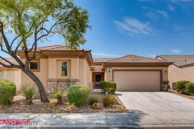 2413 Carrier Dove, North Las Vegas, NV 89084 (MLS #2204609) :: Hebert Group | Realty One Group