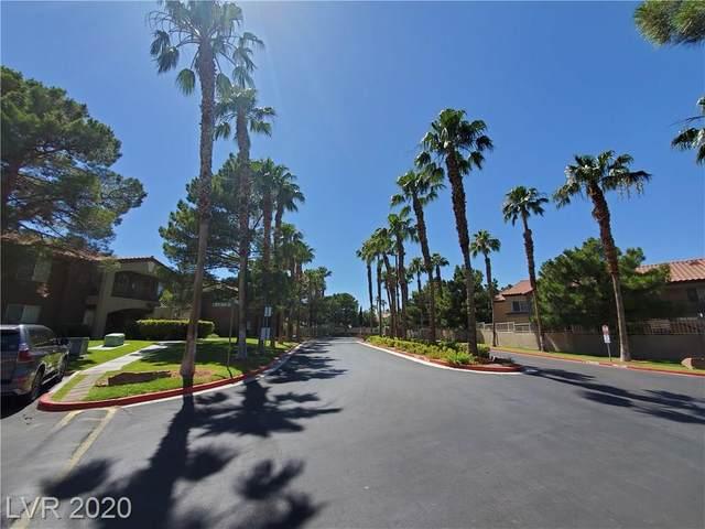 2111 Sealion Drive #206, Las Vegas, NV 89128 (MLS #2204667) :: Hebert Group | Realty One Group