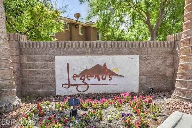 3915 Legend Hills #204, Las Vegas, NV 89129 (MLS #2204749) :: Hebert Group | Realty One Group