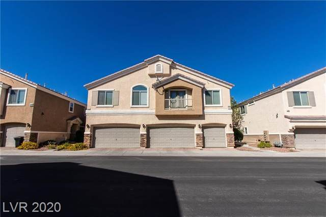 3312 Jamaica Princess #2, Las Vegas, NV 89084 (MLS #2204772) :: The Shear Team