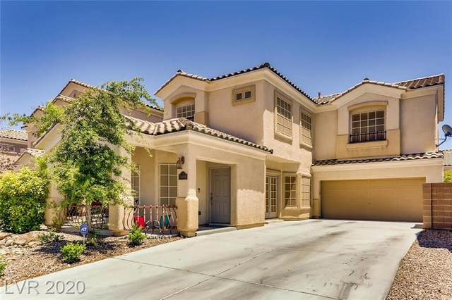 7608 Sonora View, Las Vegas, NV 89149 (MLS #2204805) :: The Lindstrom Group