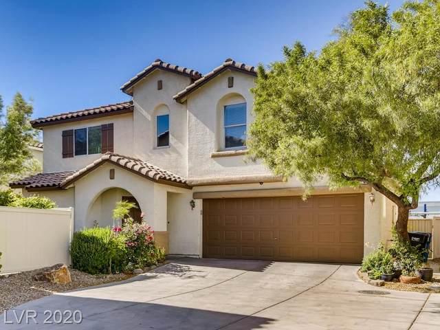 6340 Blue Twilight, Las Vegas, NV 89108 (MLS #2205004) :: The Lindstrom Group