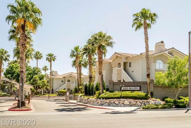 1500 Cardinal Peak #103, Las Vegas, NV 89144 (MLS #2205040) :: Helen Riley Group | Simply Vegas