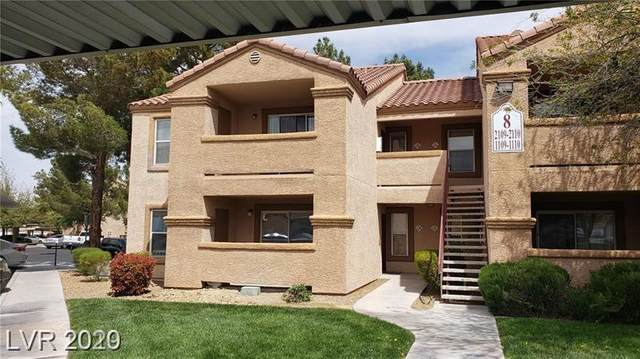1150 Buffalo #2109, Las Vegas, NV 89128 (MLS #2205082) :: Vestuto Realty Group