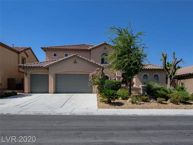 3812 Specula Wing Drive, North Las Vegas, NV 89084 (MLS #2205139) :: The Shear Team