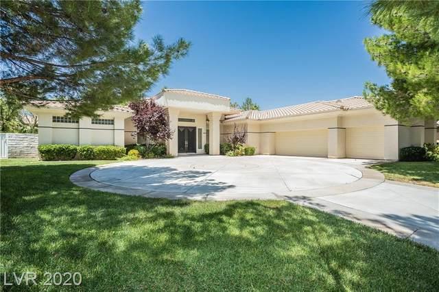 1609 Golden Oak, Las Vegas, NV 89117 (MLS #2205180) :: The Mark Wiley Group | Keller Williams Realty SW