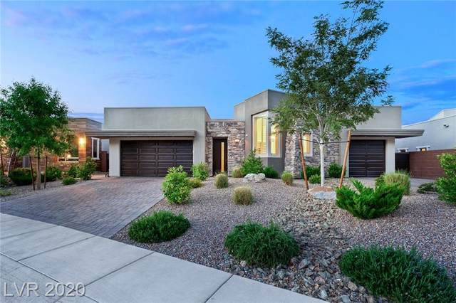 6284 Clovis Point, Las Vegas, NV 89135 (MLS #2205252) :: Helen Riley Group | Simply Vegas