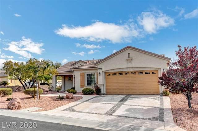 2921 Hayden Creek Terrace, Henderson, NV 89052 (MLS #2205267) :: Vestuto Realty Group