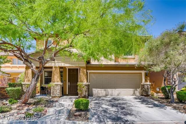 5445 Nettle Way, Las Vegas, NV 89135 (MLS #2205271) :: Jeffrey Sabel